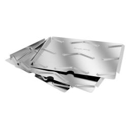 Broil King Aluminium Tropfeinlagen für Pellet Smoker