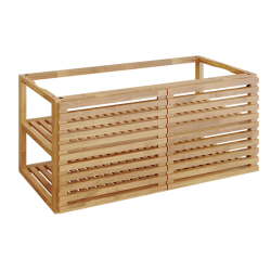 OFYR Storage Insert PRO Teakholz Large mit Türen