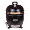 Monolith Classic BBQ-Guru, PRO-Serie 2.0 Black ohne Gestell & Seitentische