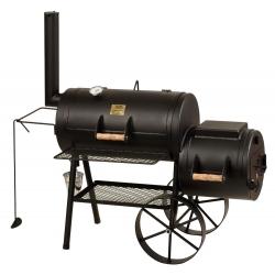 """JOE`s BBQ Smoker Classic 16"""" mit Kochplatte"""