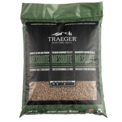 Traeger Mesquite Pellets FSC
