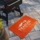 Traeger Bodenschutzmatte Orange