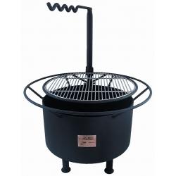 "JOE`s BBQ Campfire 20"""