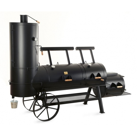 "JOE`s BBQ Smoker  24"" Extended Catering"