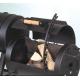 JOE`s BBQ Deckelhalter groß für Longhorn und Chuckwagon