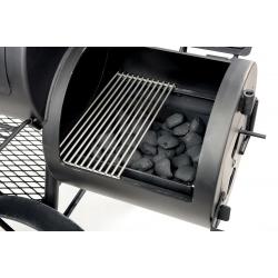 "JOE`s BBQ Edelstahl Grillrost für Feuerbox 16"" Smoker Chuckwagon"