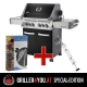 Napoleon Prestige P500 RSIB PK-1, PROPAN BLACK G4Y Special Edition