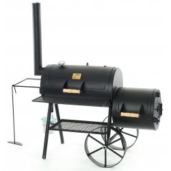 JOE`s BBQ Smoker Wild West 16""