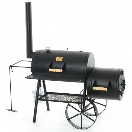 "JOE`s BBQ Smoker Wild West 16"""