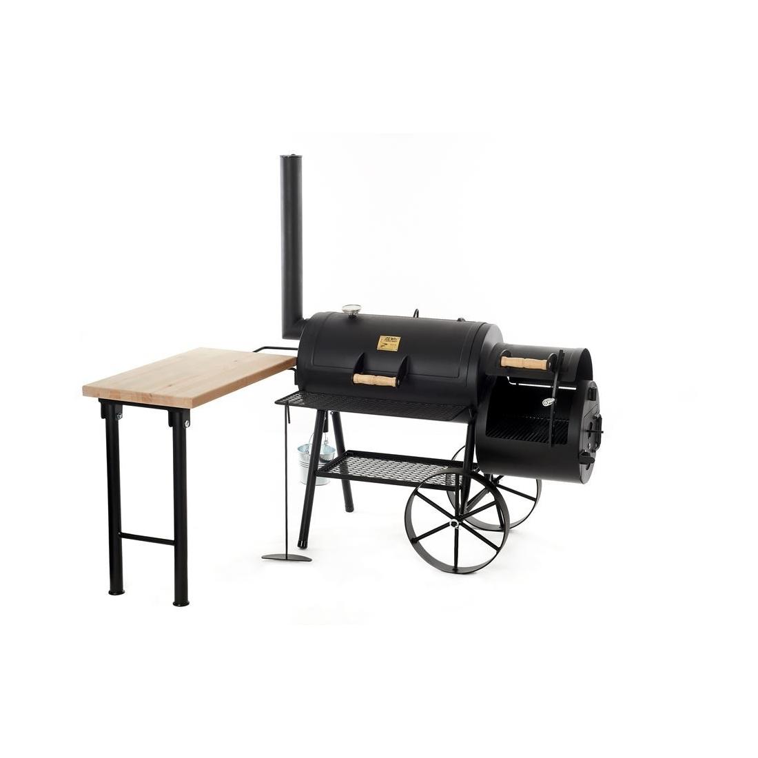 joe s bbq smoker wild west 16 griller shop graz. Black Bedroom Furniture Sets. Home Design Ideas