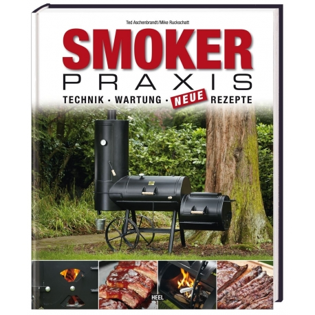 "JOE`s BBQ ""Smoker Praxis"""