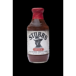 Stubb´s™ Spicy Bar-B-Q Sauce