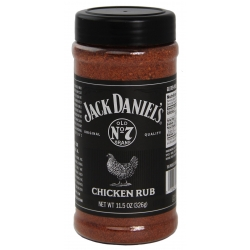 Jack Daniel`s Chicken Rub