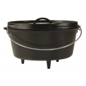 LODGE™ Logic Deep Camp Dutch Oven 7,6 Liter