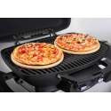 Napoleon 2-teiliges Pizza Stein Set für TravelQ™ Serie