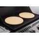 2-teiliges Pizza Stein Set für TravelQ™ Serie
