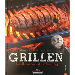 """Grillbuch """"Grillen - Grillsaison ist jeden Tag"""""""