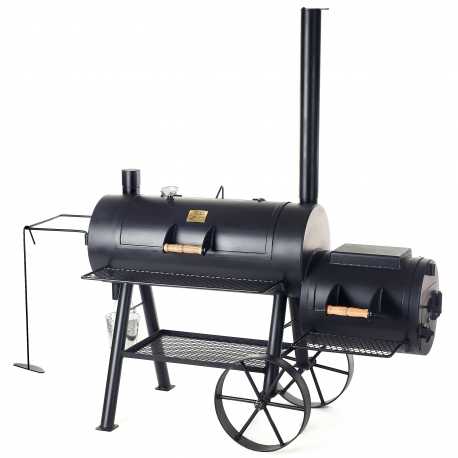 JOE`s BBQ Smoker Reverse Flow 16""