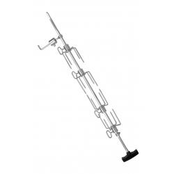 Drehspieß-Set Commercial Quality für LEX 605 / 730er & PRO 605er
