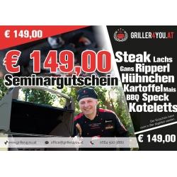 149€ Seminargutschein
