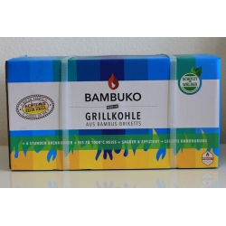 McBrikett Bambuko 10,0 kg Grillbriketts