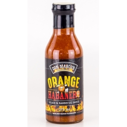 Don Marco's  Orange Habanero Glaze & Barbecue Sauce