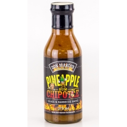 Don Marco's Pineapple Rum Chipotle Glaze & Barbecue Sauce