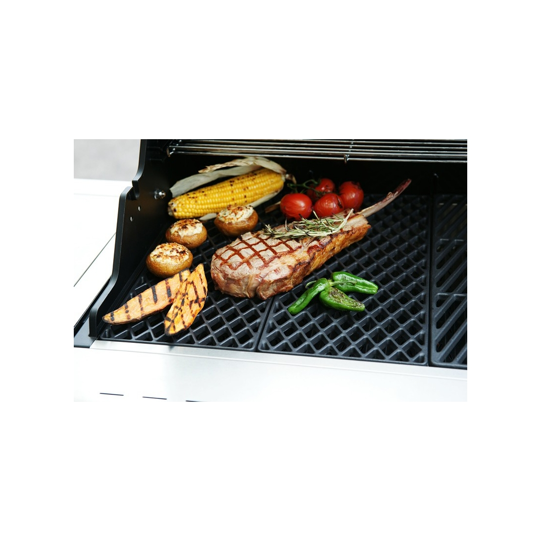 outdoorchef dgs gusseisen grillroste griller shop graz. Black Bedroom Furniture Sets. Home Design Ideas
