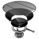 Outdoorchef Kensington 480 G Schwarz - Gasgriller CHEF EDITION