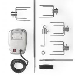 Napeoleon Drehspieß-Set Commercial Quality für Prestige PRO 825er