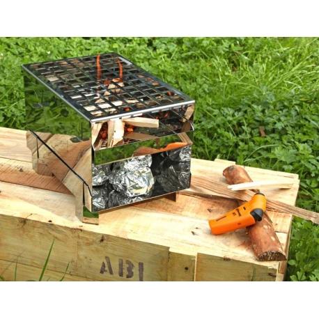 Petromax Feuerbox fb2 inkl. Transporttasche
