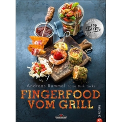 "Grillbuch ""Fingerfood vom Grill"""