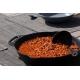 Petromax Feuerpfanne fp40h mit zwei Henkeln