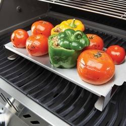 Grilleinsatz für Tomaten und Paprika