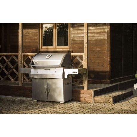 Napoleon Charcoal Professional, Holzkohle Grill