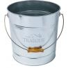 Traeger Pellet-Aufbewahrungseimer aus Metall