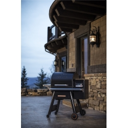"""Ofyr Grill trifft Traeger Pellet Grill, """" Live on Stage """" 21. März 2020"""