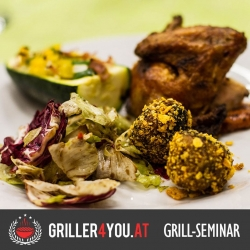 """Steirer am Grill"" 24. April 2020 Grillseminar"
