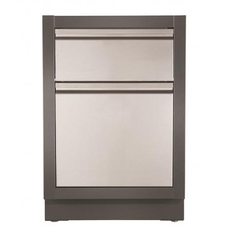 Napoleon Küchenrollenhalter / Mülleimerschrank