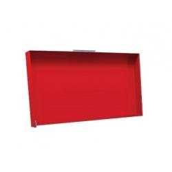 Simogas Deckel Rainbow Rot