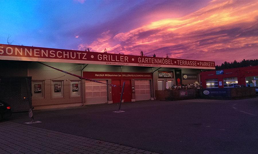 Bester Griller Shop Graz